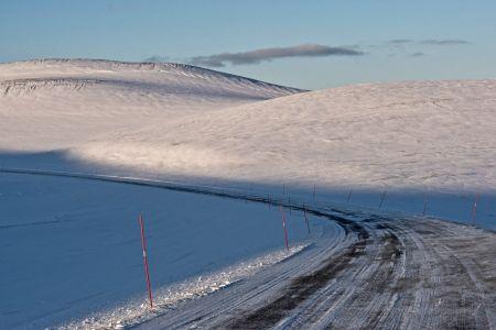 """Küstenstrasse """"E69"""" von Tromsö zum Kap"""