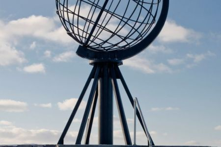 Nordkap Globus