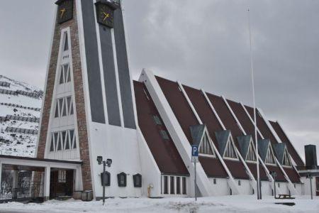 Kirche von Hammerfest